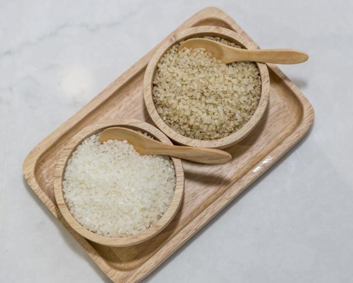 日本超級食物金芽米攻港